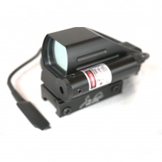 Rusk HD103B Red Dot Gun Sight Scope