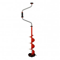 Blazer 8 Inch Curved Blade Ice Auger by ThunderBay