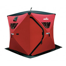【Pre-Order Available November 2021】Ice Cube 3 Man Portable Ice Shelter