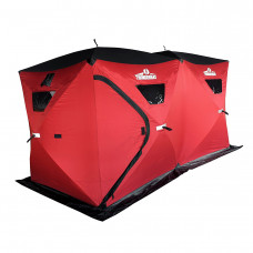 【Arrive In Sep】Ice Cube 6 Man Portable Ice Shelter