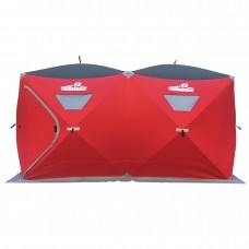 【Out of Stock】THUNDERBAY 6 Person Insulated Ice Fishing Shelter