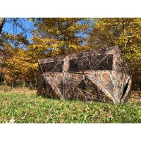 THUNDERBAY BUNKHOUSE 6 PERSON HUNTING BLIND