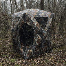 Rusk Two-Tall - Extra Tall Two To Three Person Hunting Blind
