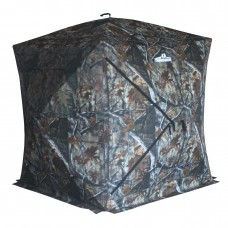 THUNDERBAY 3 Person See Through Mesh Hunting Blind, 270 Surround View Hunting Blinds